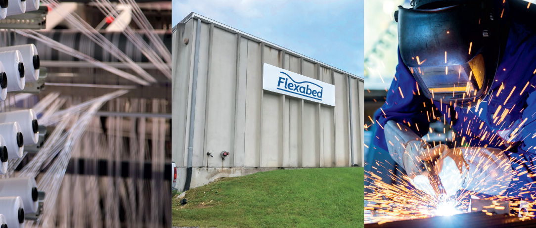 Flexabed Headquarters in LaFayette Georgia