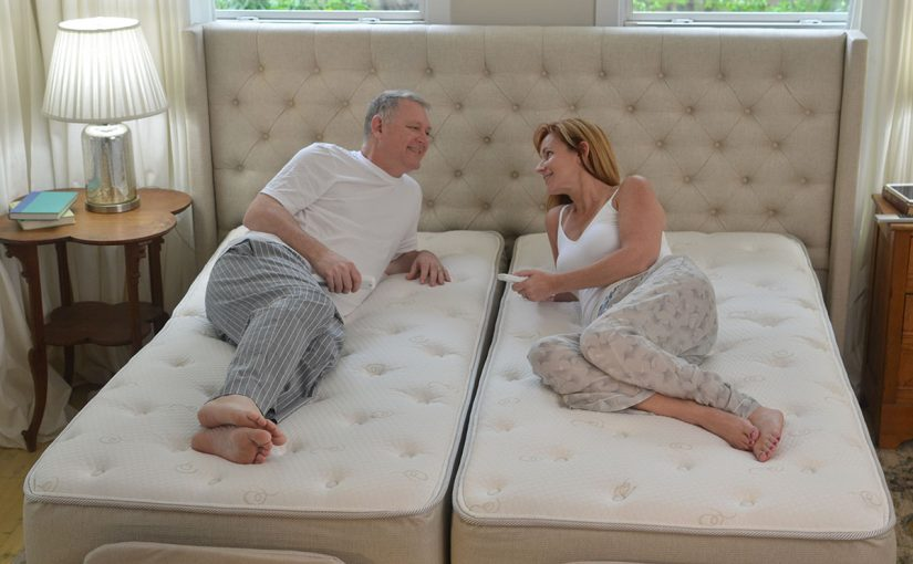 luxury full adjustable bedding