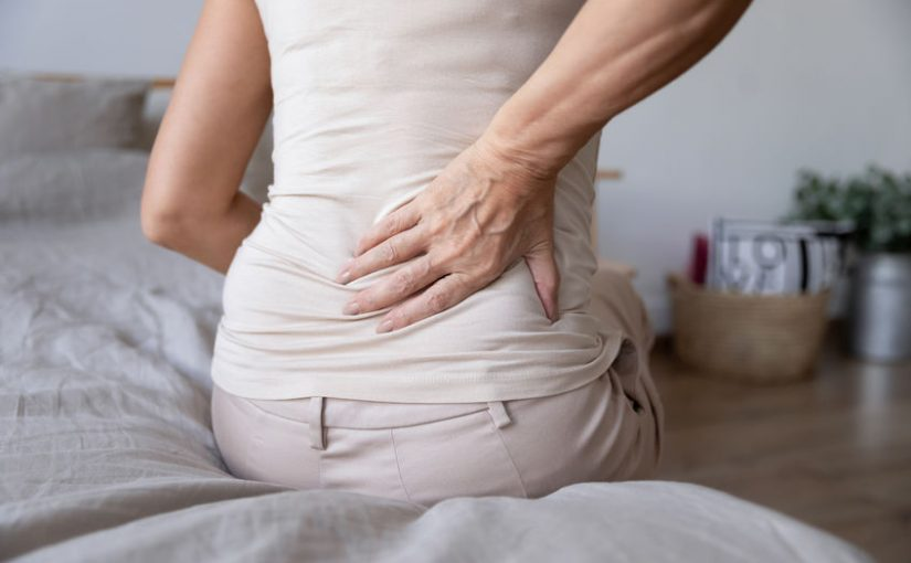 How often should you replace your mattress? Well, waking up with back pain could be a sign that it's time.