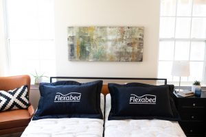 Your adjustable bed from Flexabed is a place to sleep, but it's also a haven. Your entire bedroom, really, presents you an opportunity to create a space that's designed specifically for rest, relaxation, and enjoyment.