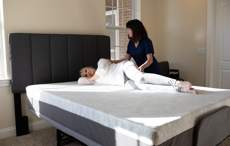 The Best Hospital Bed for Home with Flexabed